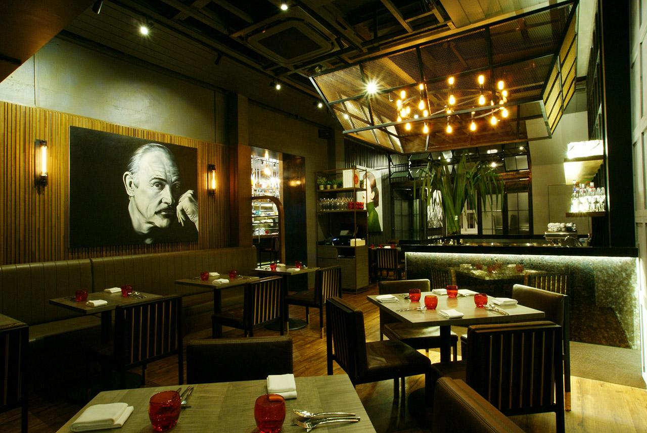 Jp concept restaurant cafe interior designer in singapore