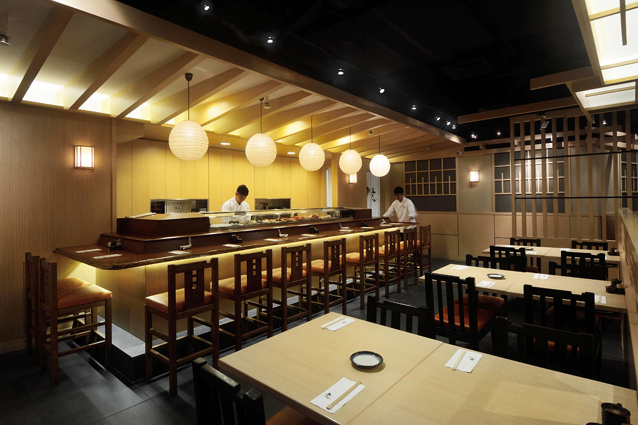 Jp concept restaurant interior designer in singapore