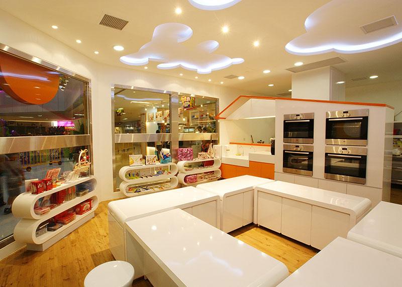 Soez playground cooking studio